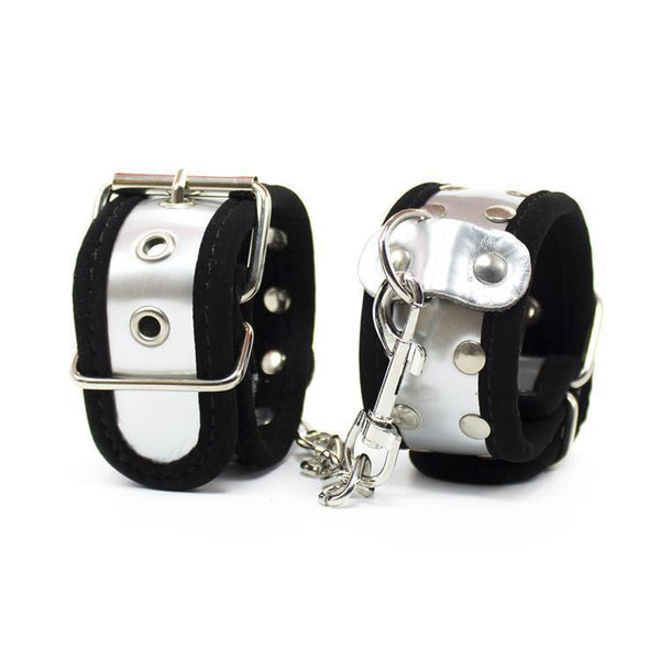 Buy ItspleaZure Metal Advanced Handcuffs for  at itspleaZure