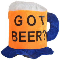 ItspleaZure Got Beer Hat for  at itspleaZure