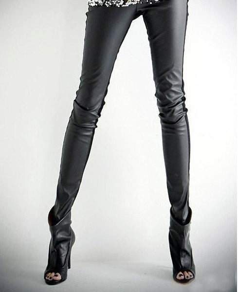 Buy ItspleaZure Latex Plus Cashmere Pants For Women for  at itspleaZure