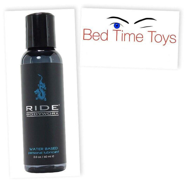 Ride Bodyworx Water Based Lubricant 60ML for  at itspleaZure