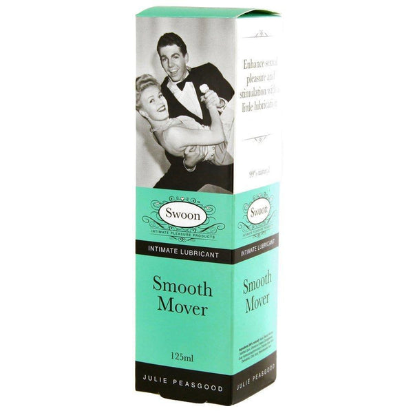 Swoon Smooth Mover Water-Based Lubricant 125ml for  at itspleaZure