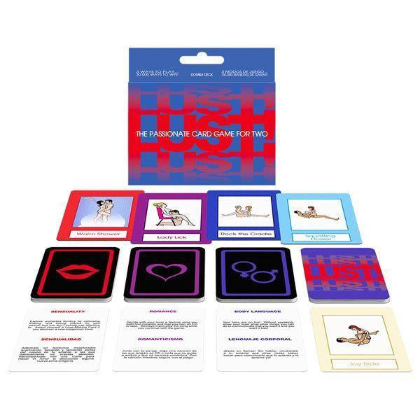 Buy ItspleaZure Lust Card Game for Rs. 999.00 at itspleaZure