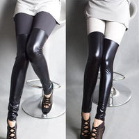 ItspleaZure Latex Plus Cotton Lycra Trousers for  at itspleaZure