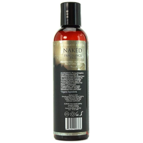 ItspleaZure Massage Oils Intimate Earth Massage Oil - Naked - 120ml