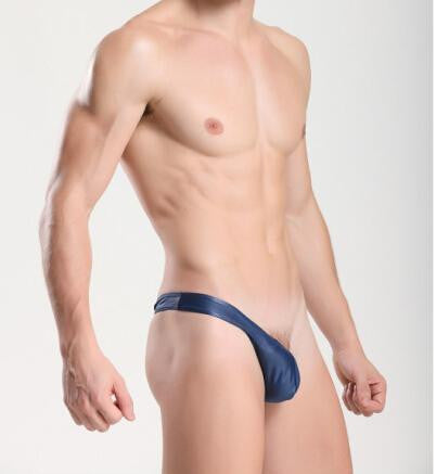 Buy ItspleaZure Blue Men's Thong for  at itspleaZure