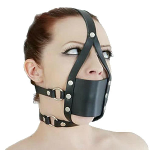 ItspleaZure Mouth Gag ItspleaZure Fetish Mouth Harness and Ball Gag Kit