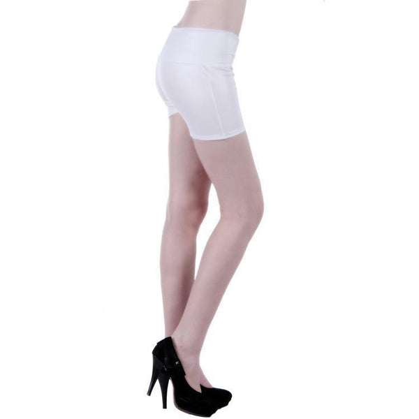 Buy ItspleaZure Sexy White Shorts for  at itspleaZure