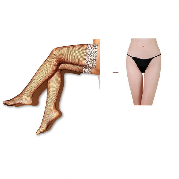ItspleaZure Women's Thigh-Highs Stockings & Free Thong for  at itspleaZure