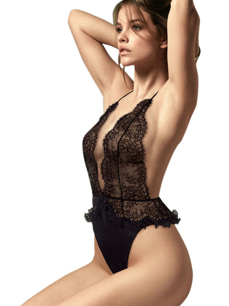 Buy ItspleaZure Frill Sexy Teddy for Rs. 699.00 at itspleaZure
