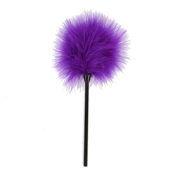 ItspleaZure tickler ItspleaZure Lovers Feather Tickler-Purple