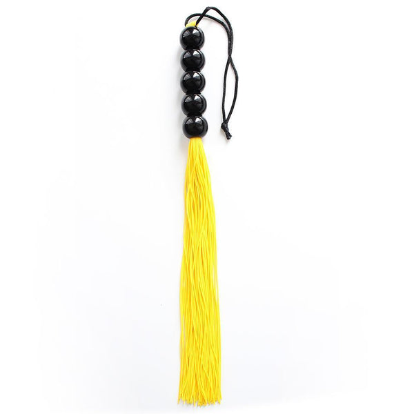 ItspleaZure Whip ItspleaZure Braided Mini Whip Yellow