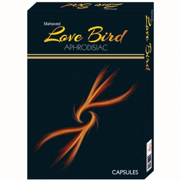 ItspleaZure Attrection Love Bird Capsules 5 x 10 Capsules