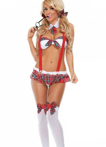 Buy ItspleaZure Teacher's Pet Schoolgirl Costume for  at itspleaZure