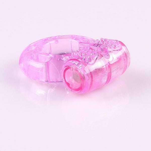 Buy ItspleaZure Men Delay Ejaculation Vibrating Butterfly Cock Rings for Rs. 499.00 at itspleaZure