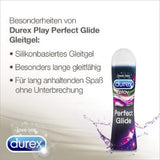 ItspleaZure Lubricant Durex Play Perfect Glide Lube 50ml