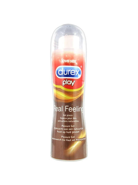ItspleaZure Lubricant Durex Play Real Feel Lubricant 50 ml