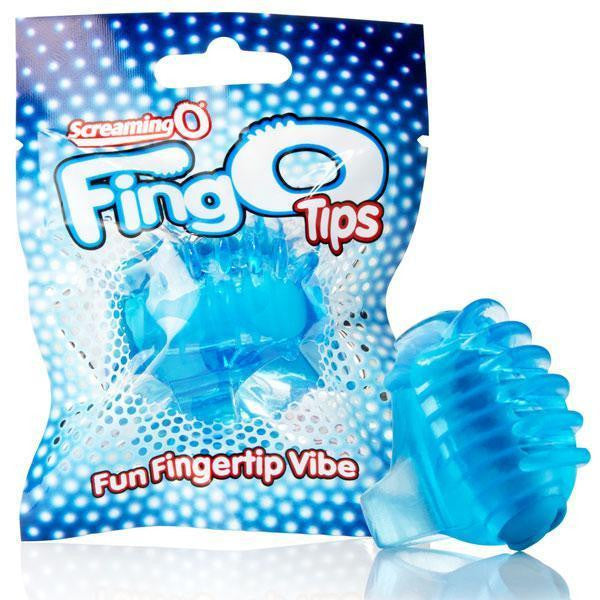 The Screaming O Fing O Tips Vibrating Finger Ring for  at itspleaZure