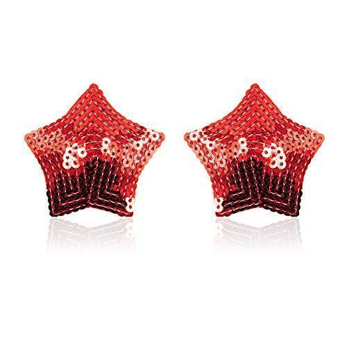ItspleaZure Star Shape Womens Sequin Sexy Pasties Breast Petal Pasty for  at itspleaZure