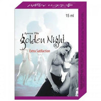 Golden Night Oil 15ML for  at itspleaZure