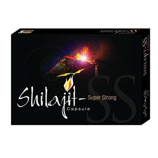 Shilajeet SS 5 X 10 Capsules for  at itspleaZure