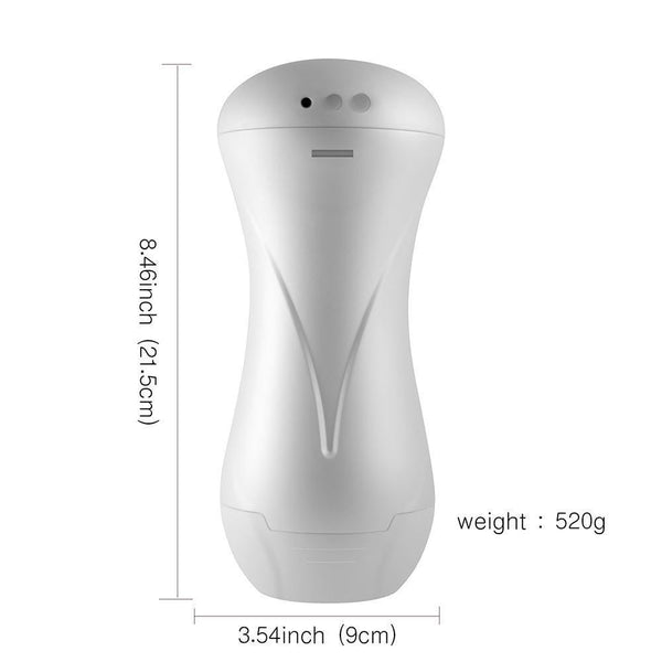 ItspleaZure Sex Toy Itspleazure Male Masturbation Cup USB Rechargeable