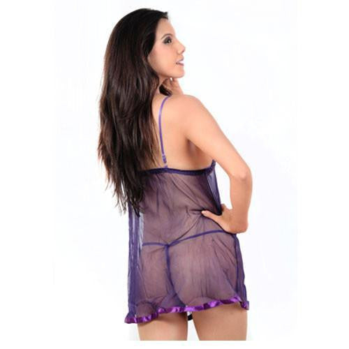 KLife Lingerie Sexy Baby Doll Dress