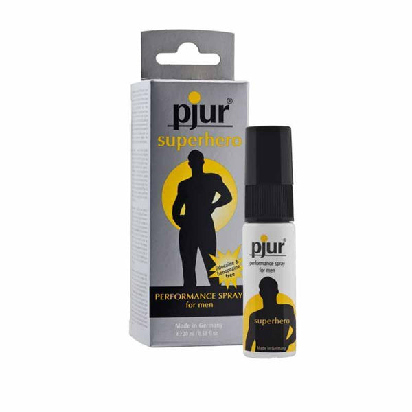 Buy Pjur Superhero Performance Spray for  at itspleaZure