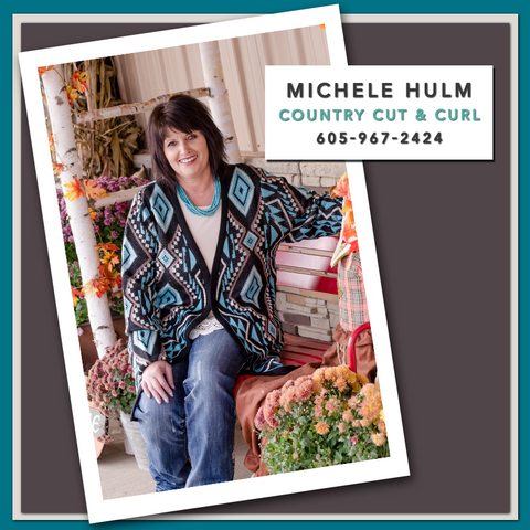 Michele Hulm | Country Cut & Curl | Faith, SD