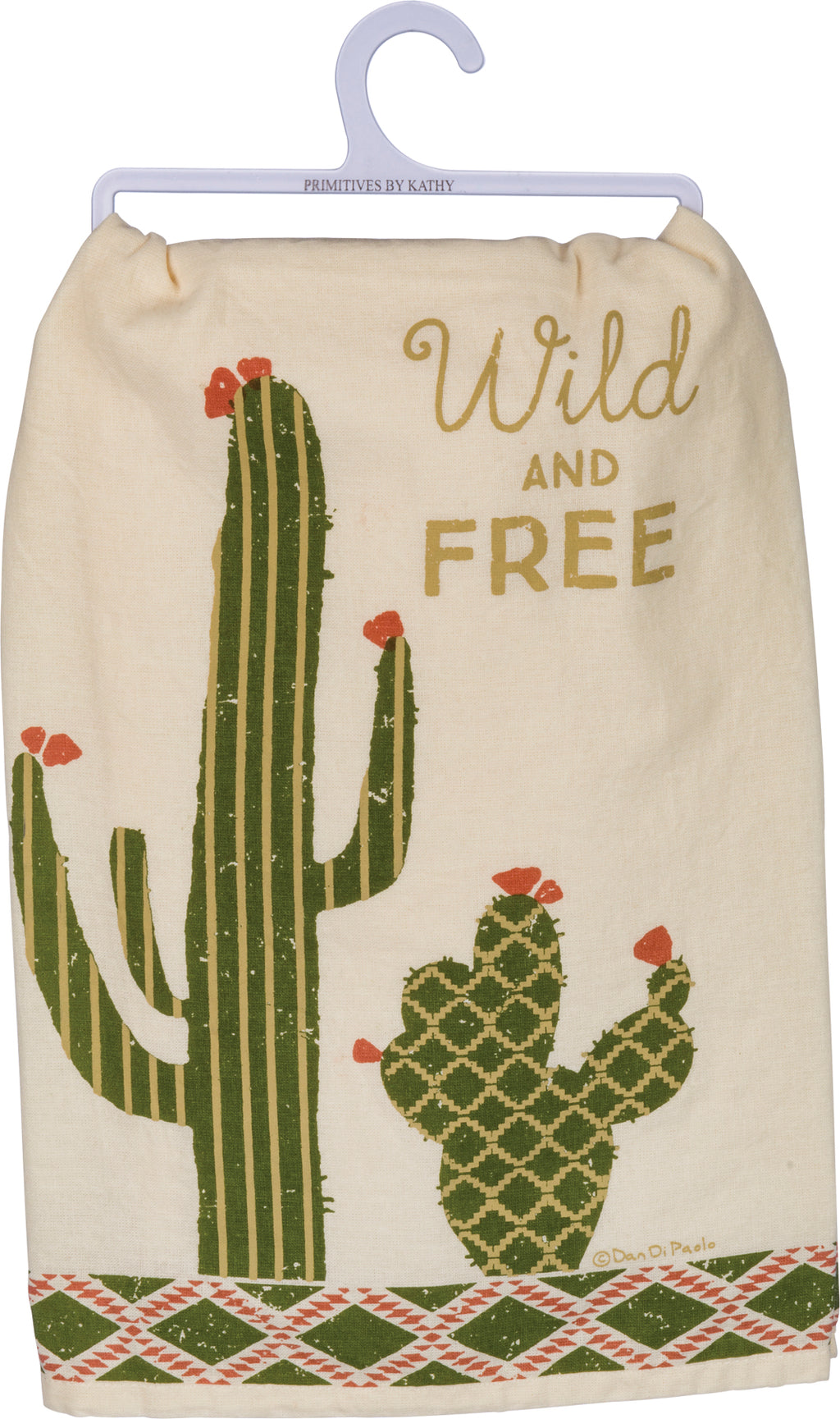 Dish Towel - Wild And Free