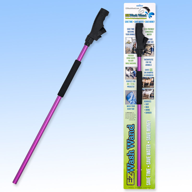 EZ Wash Wand For Horses - Keffeler Kreations | HilltopBoutique.com - 2