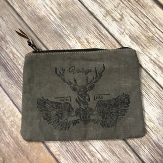 Vintage Deer Small Bag