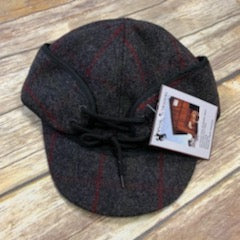 Wyoming Traders Plaid Mackenzie Wool Cap