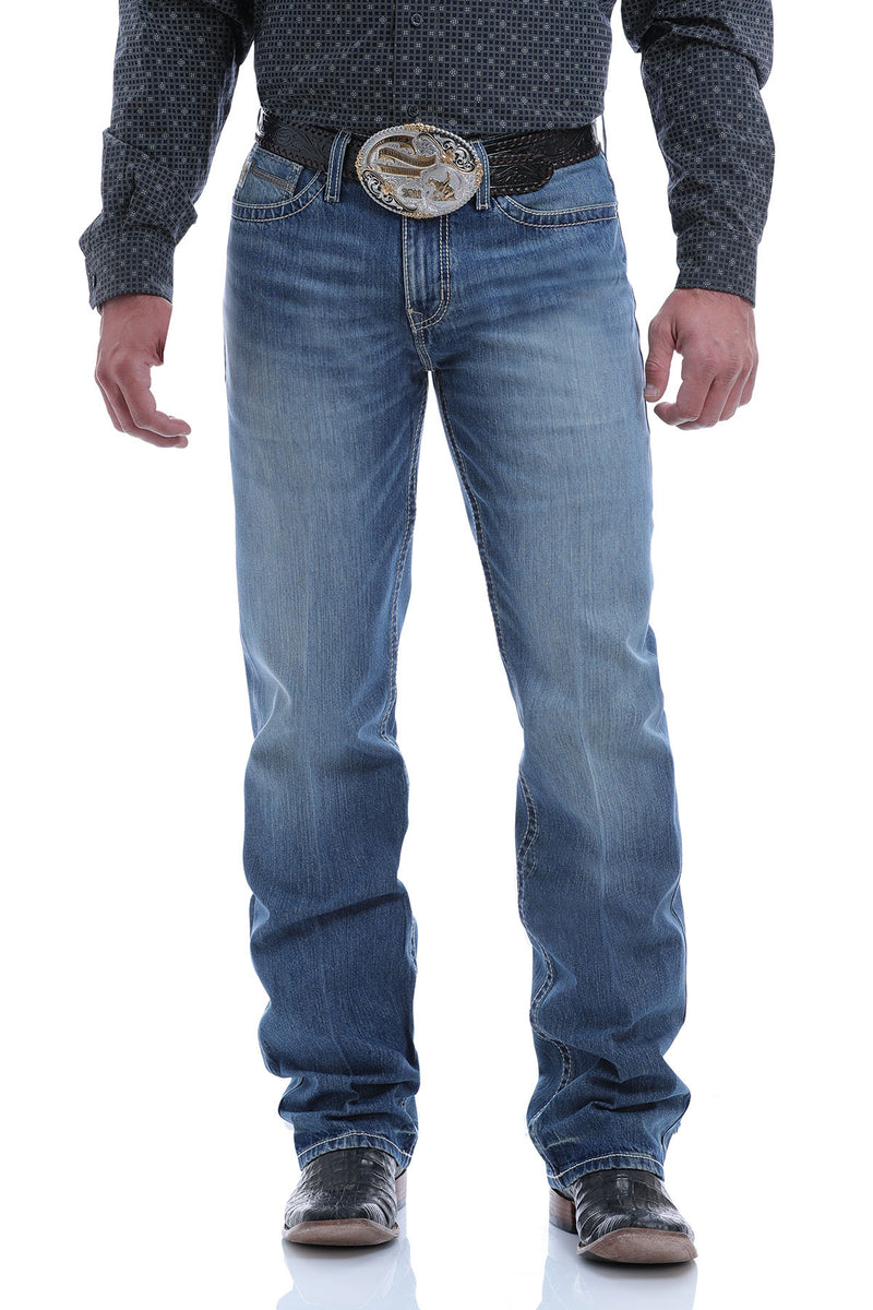 Men's Cinch Grant Medium Stone Jean