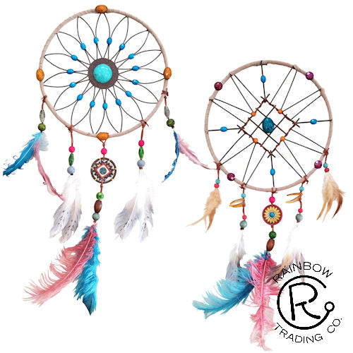 Dream Catcher Feather