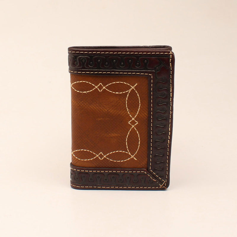 Trifold Chocolate with Weave