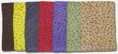 Youth Silk Scarf