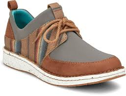 Women's Justin Moccasin Shoe