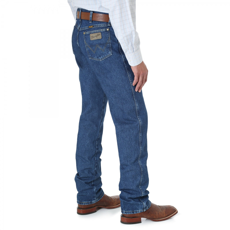 Wrangler Men's George Strait Cowboy Cut Jeans Relaxed Fit - Keffeler Kreations | HilltopBoutique.com - 3