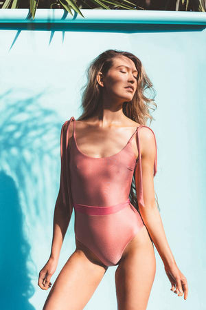 SALTY FOX Waisted Maillot