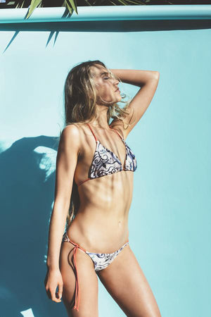 SALTY FOX Electra String Bikini Top