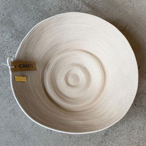 CORDE Large Woven Bowl