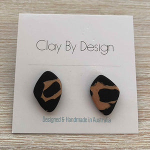 CLAY BY DESIGN Statement Studs - Large