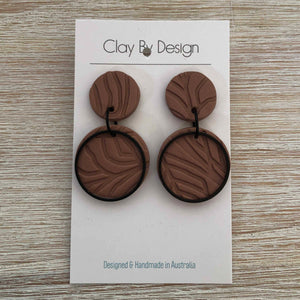 CLAY BY DESIGN Medium Dangles