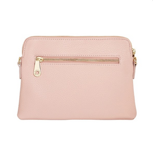 The Bowery Clutch Wallet- Dusty Rose