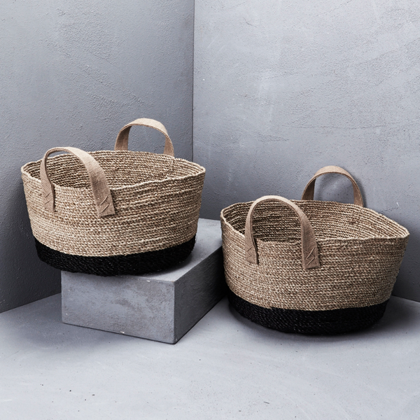 INARTISAN Lowline Contrast Basket - Large