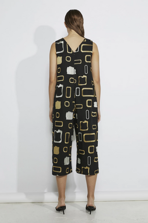 KEEGAN Heavy Metal Jumpsuit