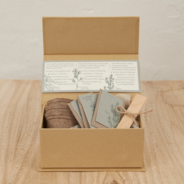 INARTISAN Grow Your Own Seed Kit