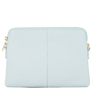 The Bowery Clutch Wallet- Mist
