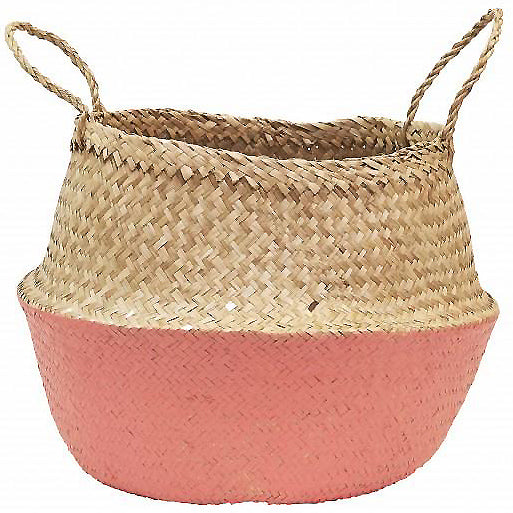 The Coral Belly Basket