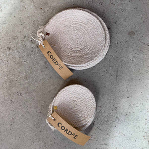 CORDE Woven Coasters- Set of 4
